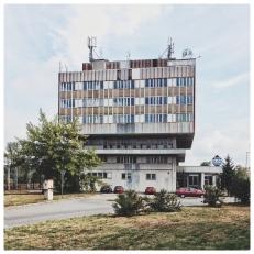 Hotel abandonné à Oswieçim